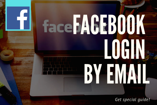 Facebook Login By Email