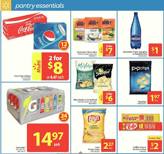 Walmart Weekly Flyer valid July 20 –  26, 2017