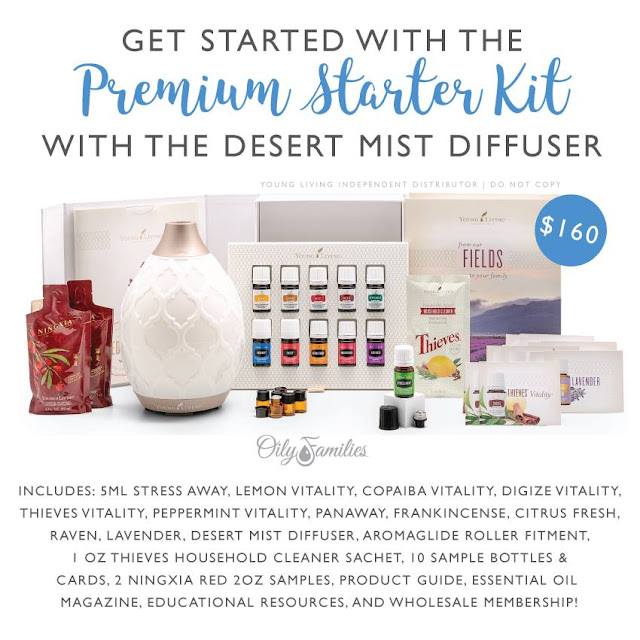 Most economic way to get started iwth essential oils