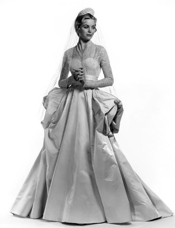 Phyllis Loves Classic Movies: Cinema Wedding Gowns: Invitation (1952)
