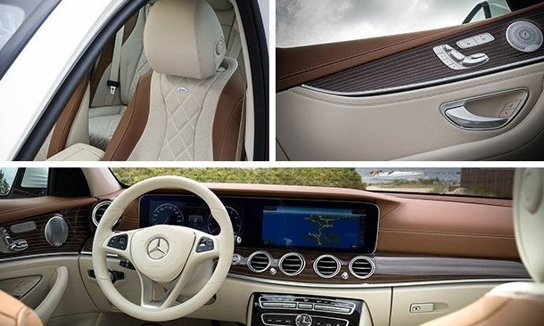 2017 Mercedes Benz E400 Wagon first Tess drive Review