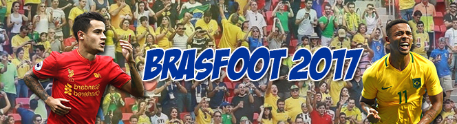 Principal novidade do Brasfoot 2017 será divulgada em poucos dias.