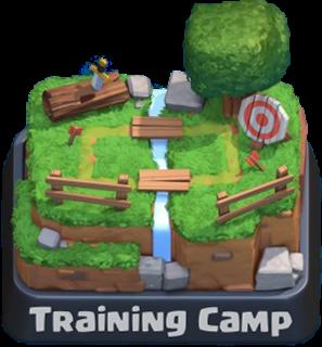 Compo de treino Clash Royale