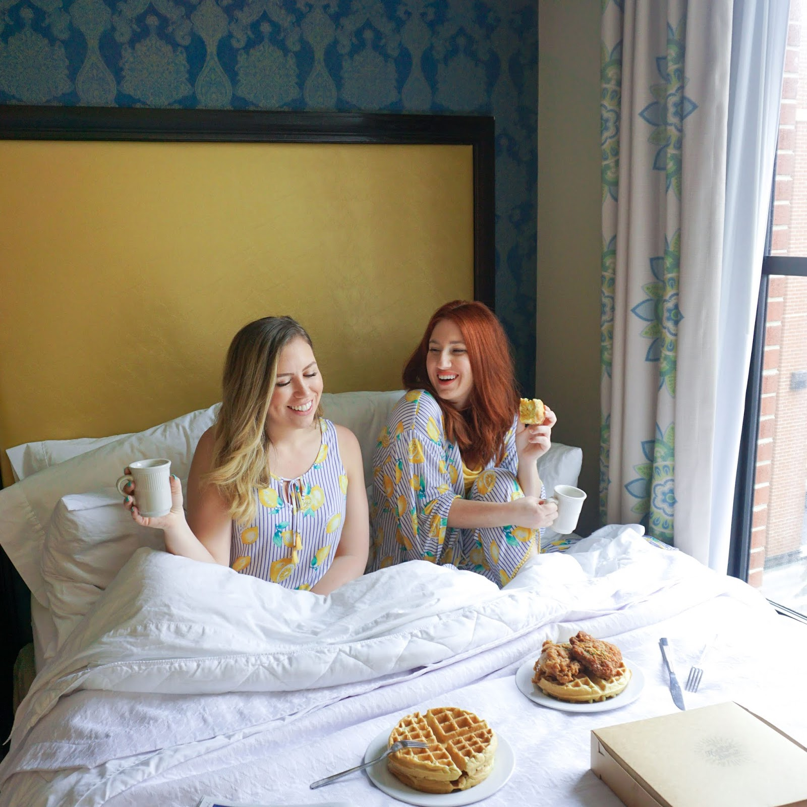 60b57d400 Five reasons why you're never too old for a sleepover + the cutest summer  pajamas ever