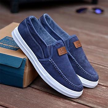 Tìm hiểu về giày vải Denim