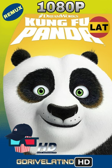 Kung Fu Panda (2008) BDRemux 1080p Latino-Ingles MKV