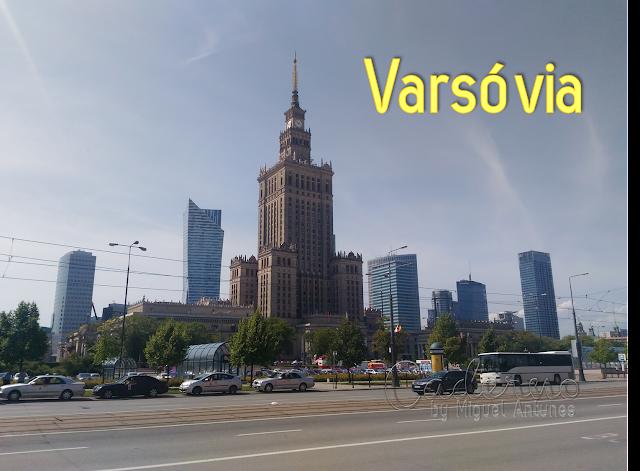 (Quase) tudo sobre Varsóvia
