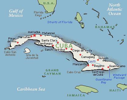 ¿Quién nombró a #Cuba Cuba?(#EE.UU #Miami)