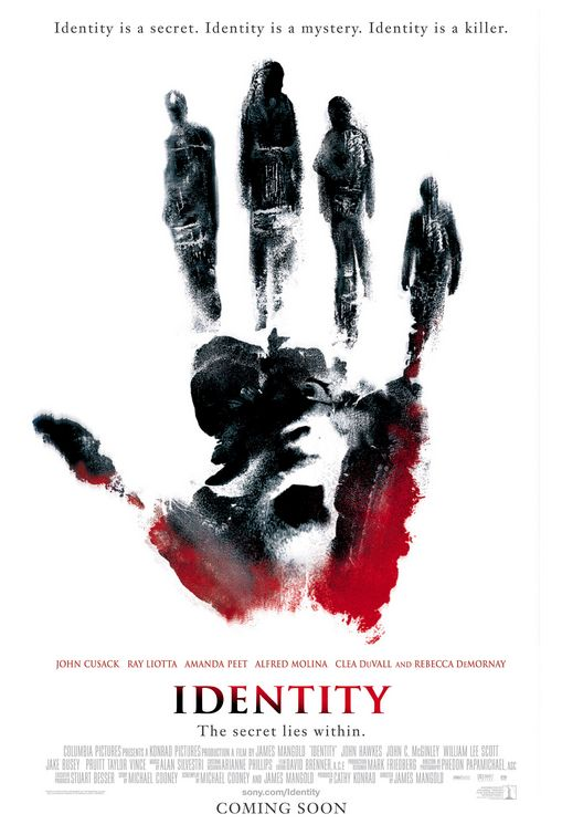 Xem Phim Nhận Diện - Identity