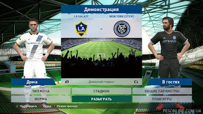 PES 2016 Games Russian 2016 Patch