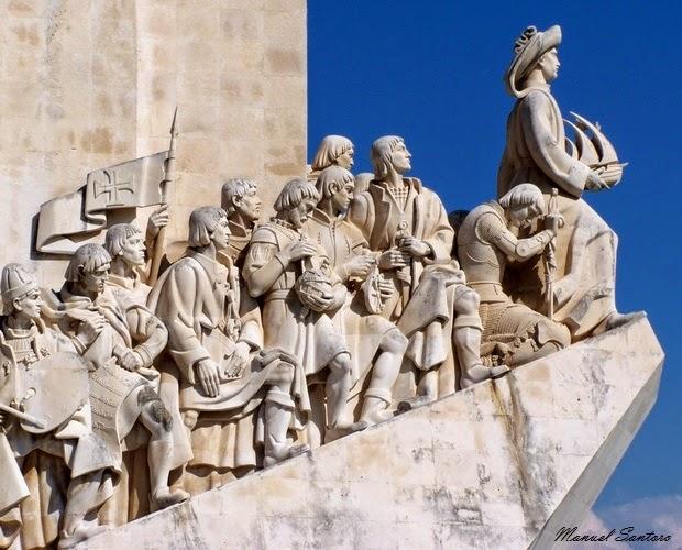 Lisbona, Monumento dos Descobrimentos