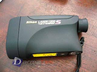 Darmatek Jual Nikon Laser 1200s Laser Rangefinder