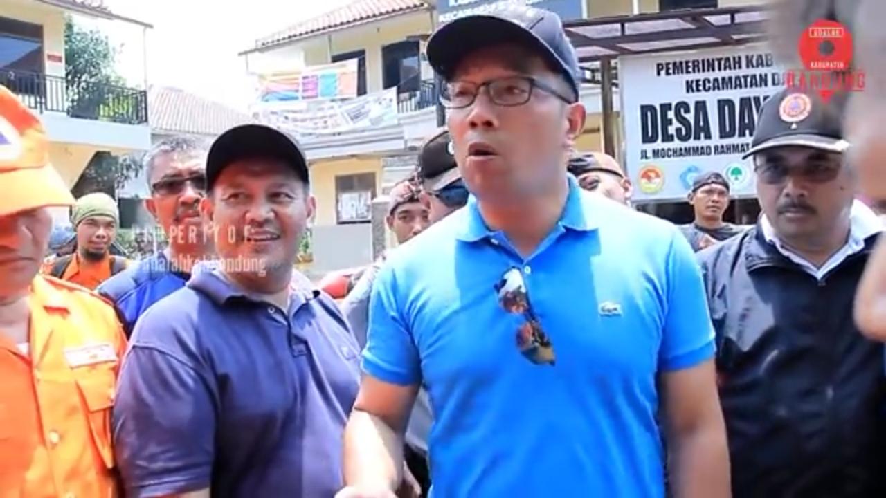 RK 'Bentak' Rakyat, Begini Protes Keras Netizen