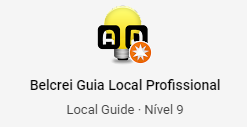 Ver contribuições do Guia Local