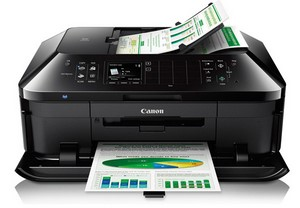 Canon Pixma MX922 Printer Free Download Driver