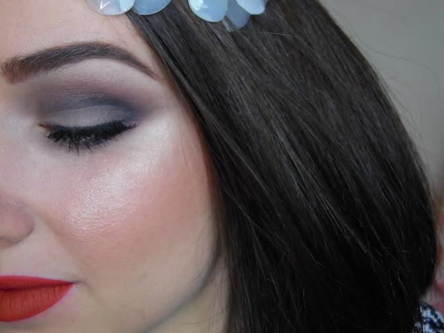 saint valentine's makeup