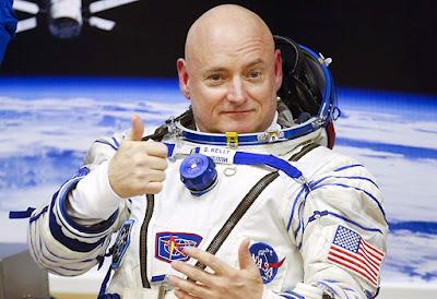 Astronot Pemecah Rekor Ini Akhirnya Pensiun