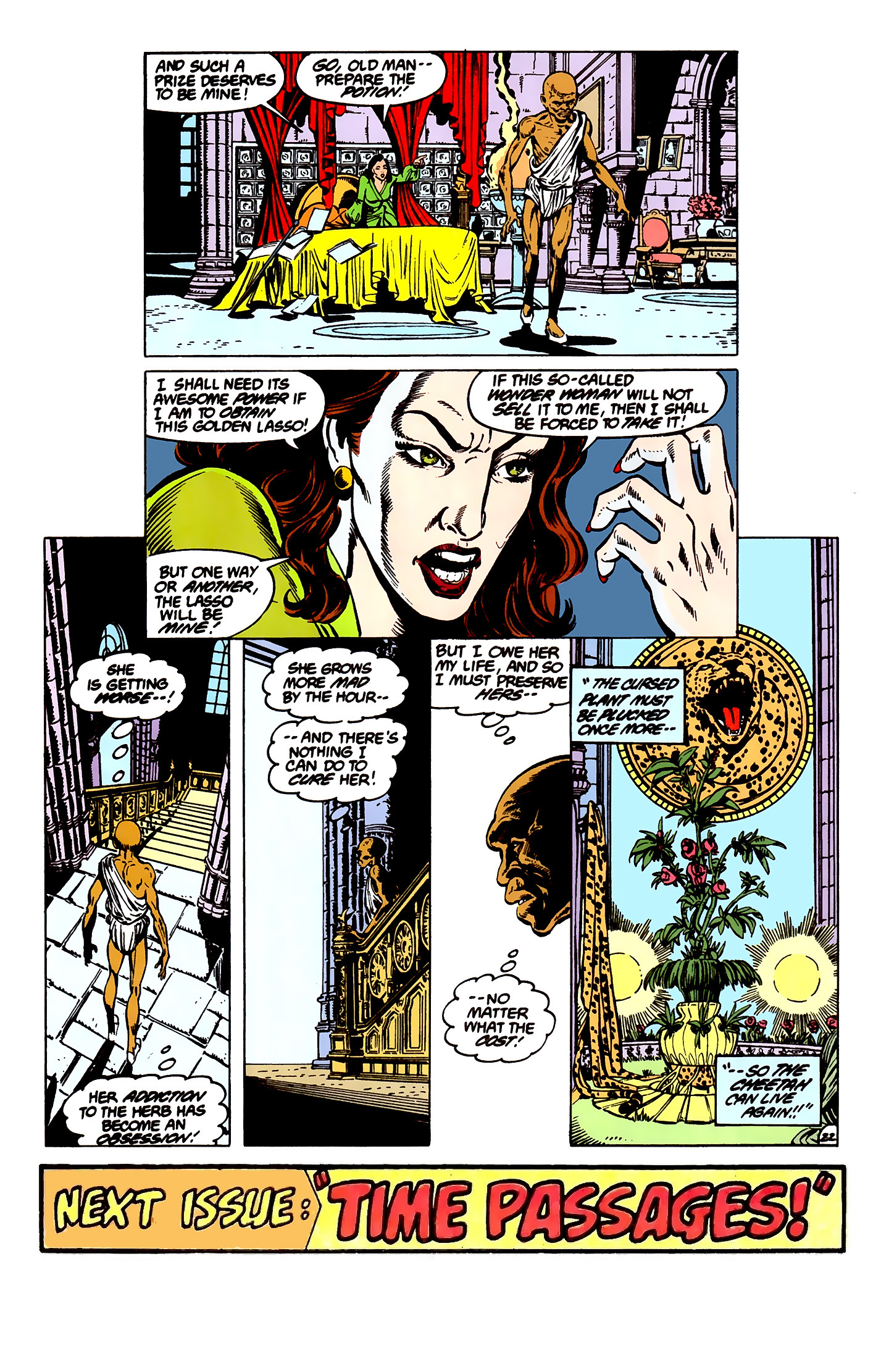 Read online Wonder Woman (1987) comic -  Issue #7 - 22