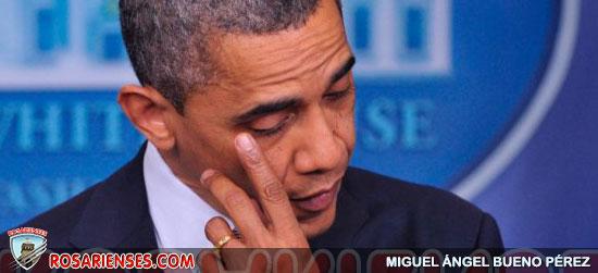 Obama llora a las víctimas de Connecticut: 'Tenemos los corazones rotos' | Rosarienses, Villa del Rosario