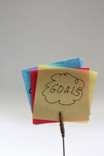 Plantea objetivos que puedas conseguir en poco tiempo, y ve mejorándolos en las siguientes iteraciones