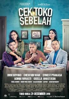 Download Cek Toko Sebelah (2016) DVDRip Full Movie