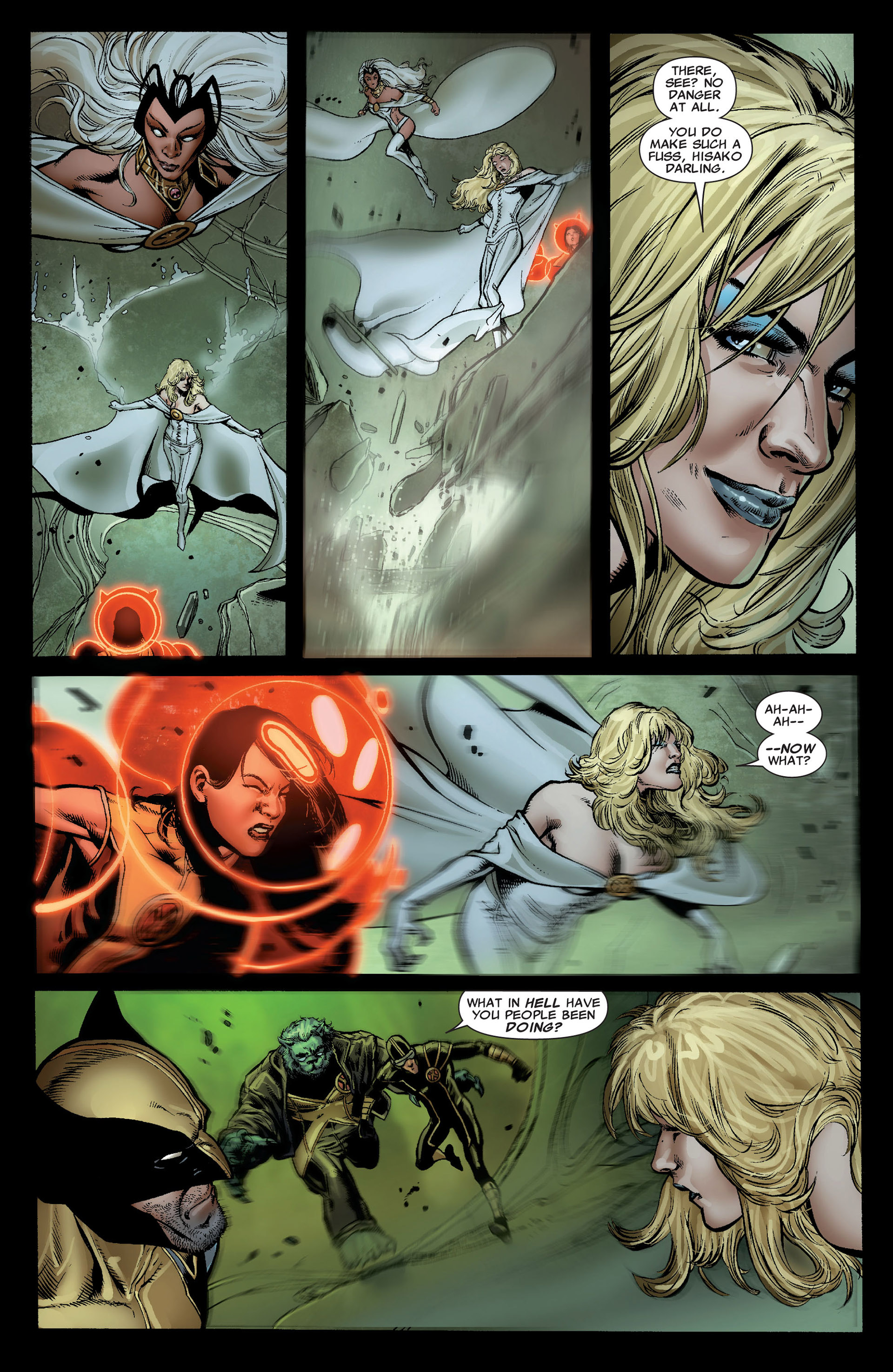 Read online Astonishing X-Men (2004) comic -  Issue #34 - 15