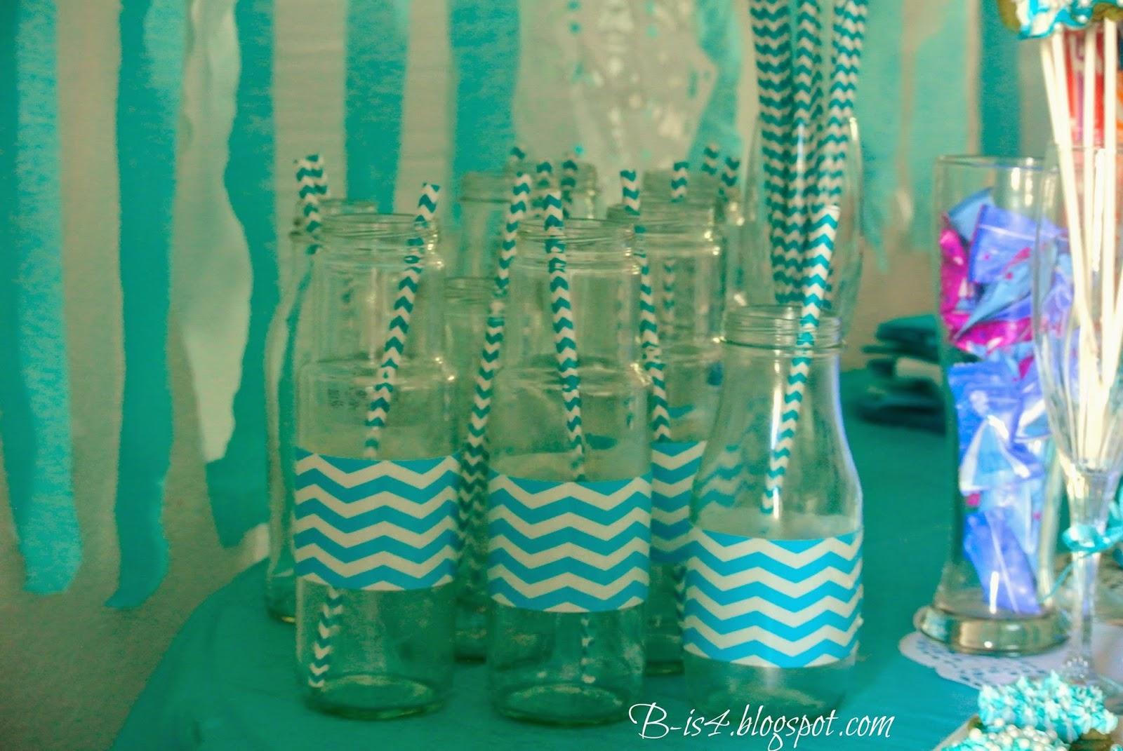 B Is 4 Breakfast At Tiffany S Frozen Party Ideas
