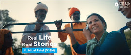 SBI Life 'Real Life Real Stories' presents the awe-inspiring journey of Mittal Patel as she strives