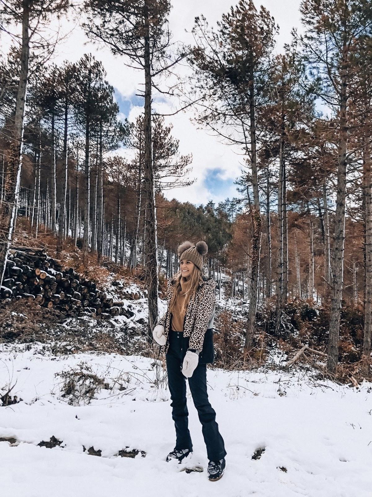 tendencias moda esquí