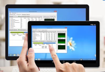 Cara Mengendalikan PC/Laptop Dari Jarak Jauh Dengan Android Paling Mudah