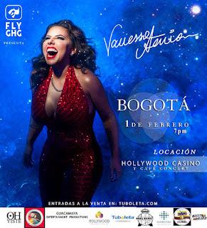 VANESSA SENIOR en Bogotá | ComediaV