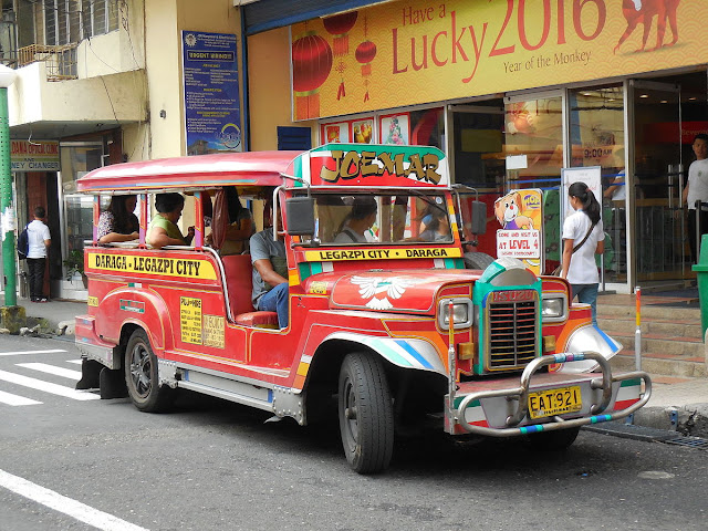 Jeepney Photo by Lawrence Ruiz, CC BY-SA 4.0