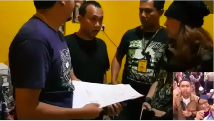 Pemuda Pengancam Penggal Kepala Jokowi Terjerat Pasal Makar