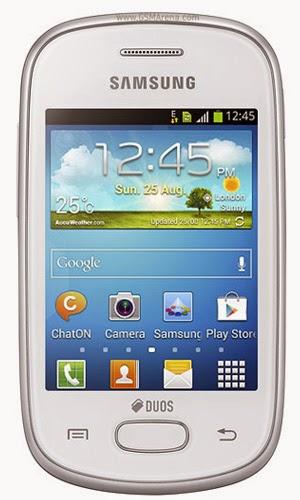 Cara Root Samsung Galaxy Star Duos GT-5282