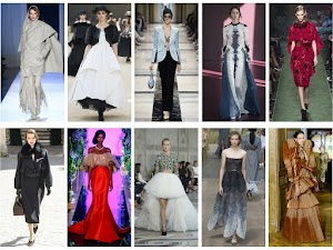 Fashion Week: Haute Couture automne/hiver 2017