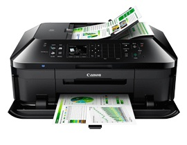 Canon PIXMA MX722 Printer Drivers Download