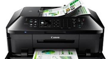 Canon PIXMA MX720 Printer Support