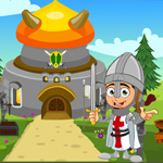 Play Games4King Cute Little Kn…