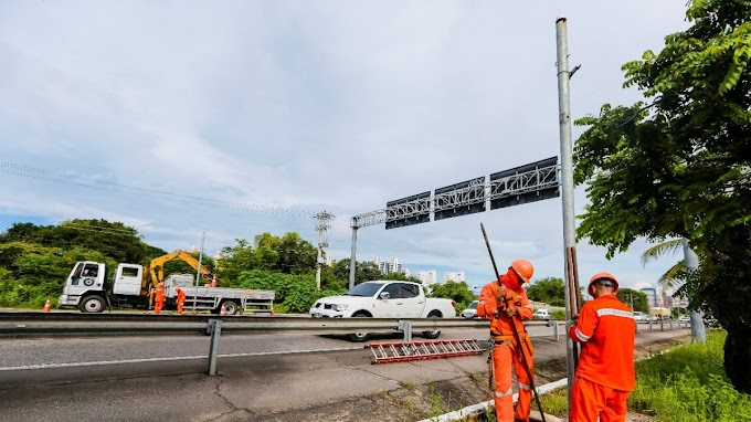 Fotossensores começam a ser retirados das rodovias federais do Ceará