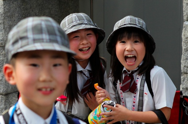 6 Teknik Orang Jepun Didik Anak