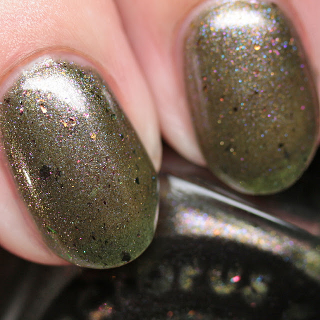 Octopus Party Nail Lacquer Grand Caiman