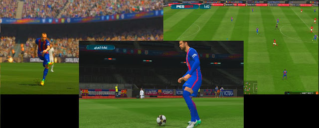PES 2017 New SweetFX dari Ahmed Amr