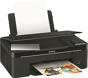in addition to salve coin alongside private ink cartridges Download  Drivers Epson Stylus SX130