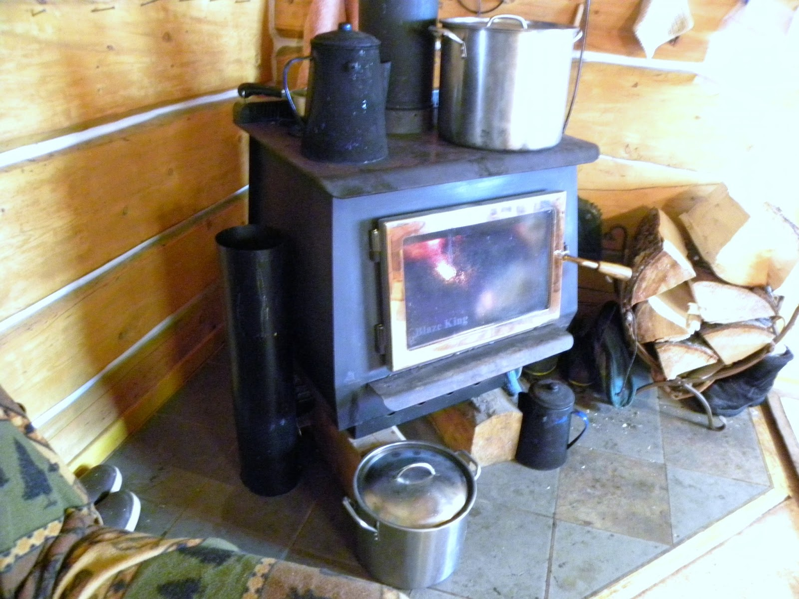 Heating Crawl E With Wood Stove Heat From Upstairs