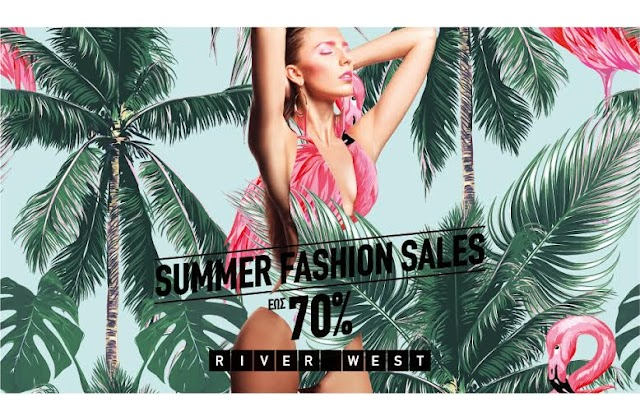 SUMMER FASHION SALES UP TO 70%