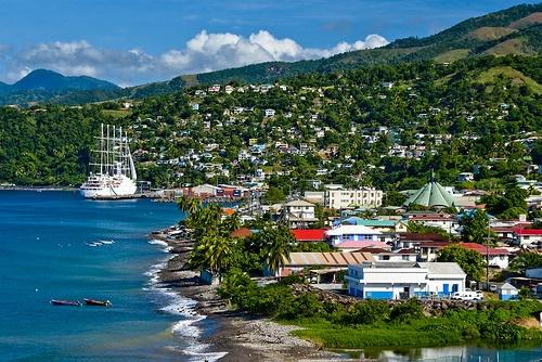 Las islas menos visitadas por los turistas, Dominica
