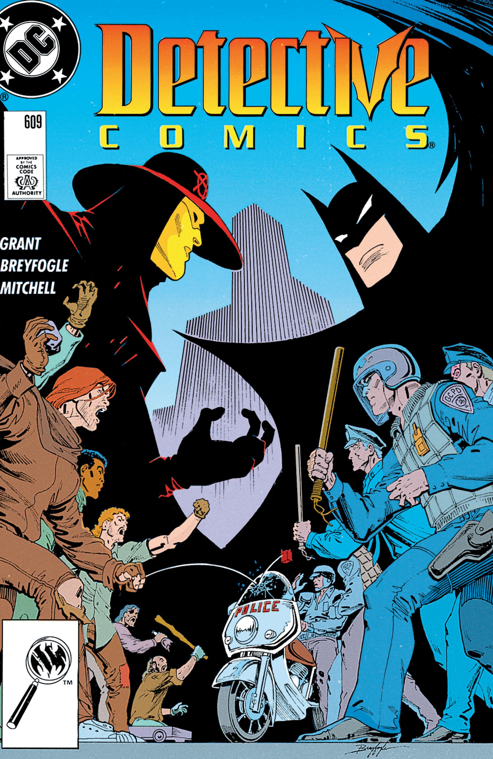 Detective Comics (1937) 609 Page 0