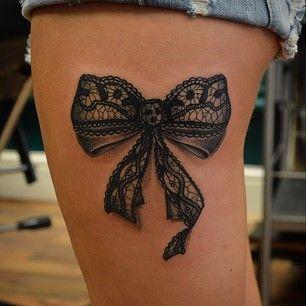 Think Art Pomysły Na Tatuaże Cz Iii Małe I Koronkowe