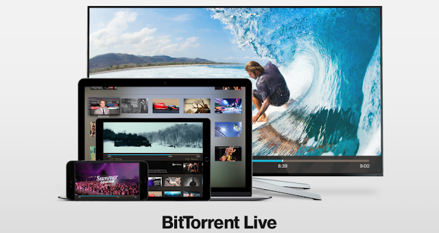 BitTorrent lança app de vídeo ao vivo multicanal para Apple TV