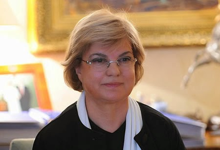 Tansu çiller : first female prime minister of Turkey 1993-1996